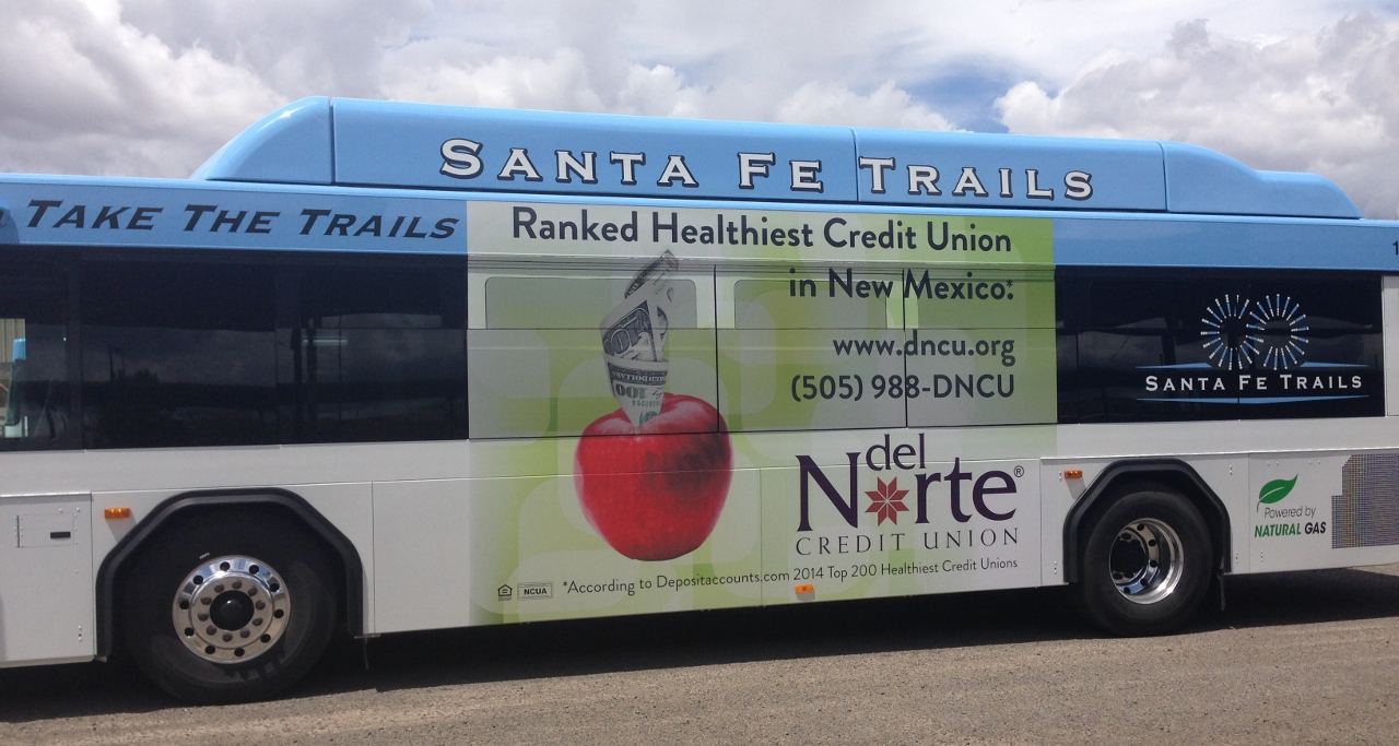 Bus Wrap Picture
